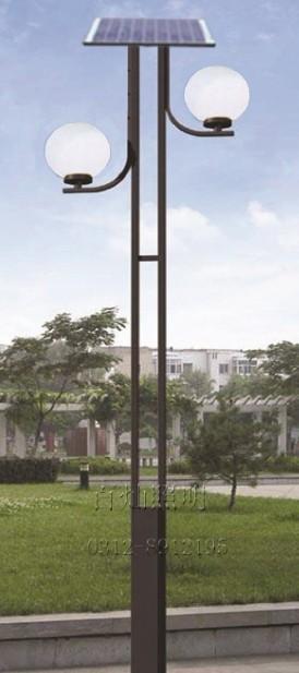 太yang能庭院灯