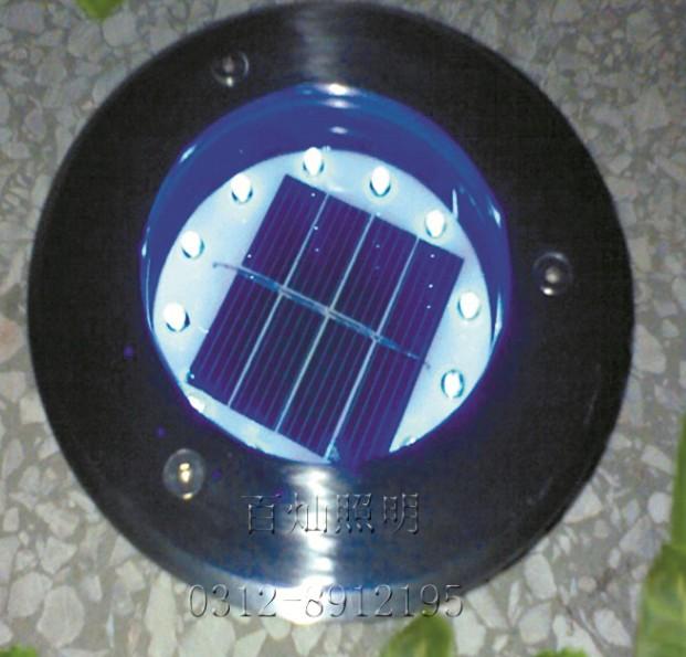 太阳能di埋灯